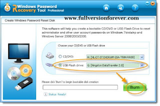 Offline Windows Password & Registry Editor