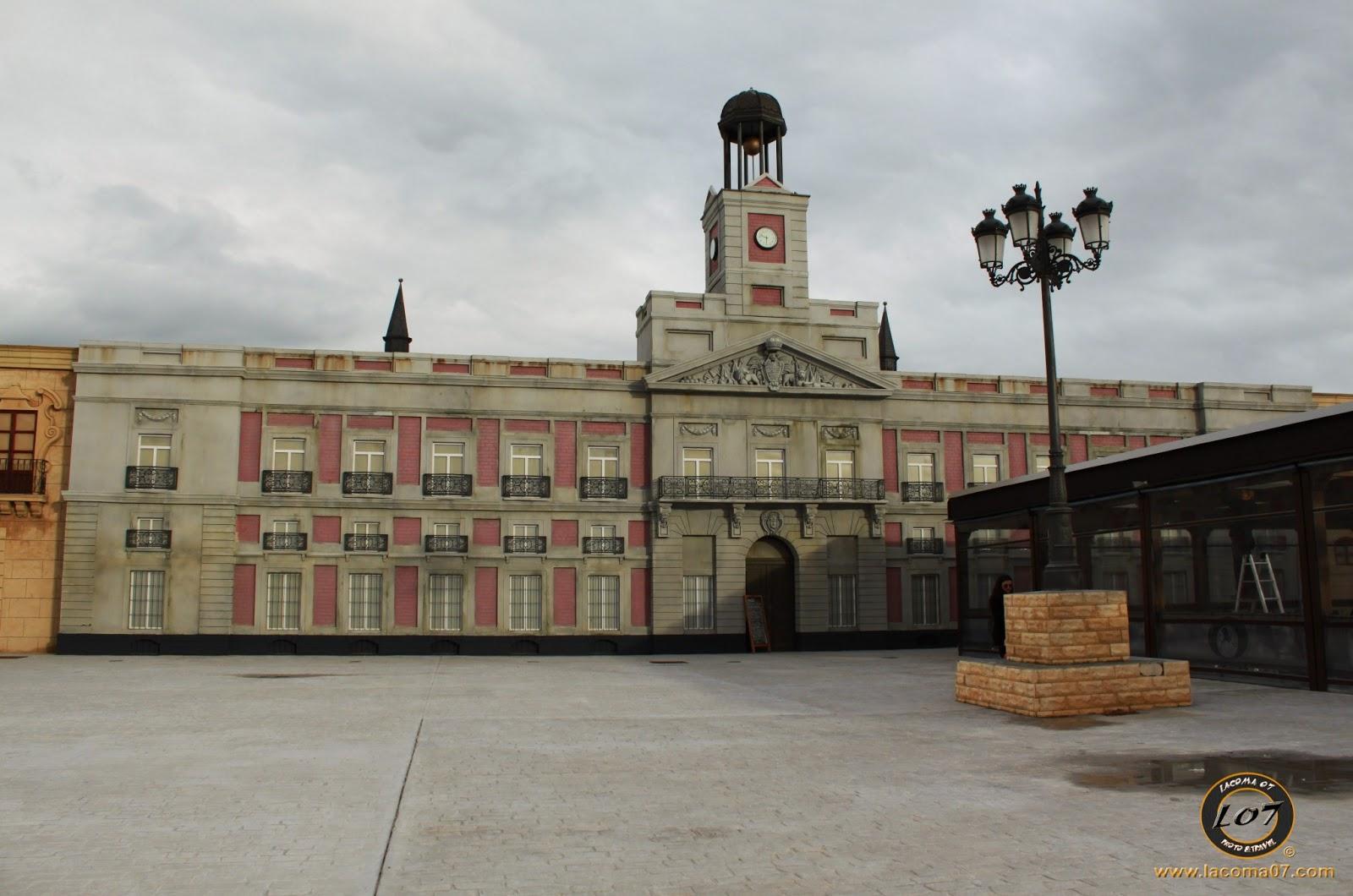 Fotografia Viajera Lacoma 07 Puerta Del Sol Parque Europa