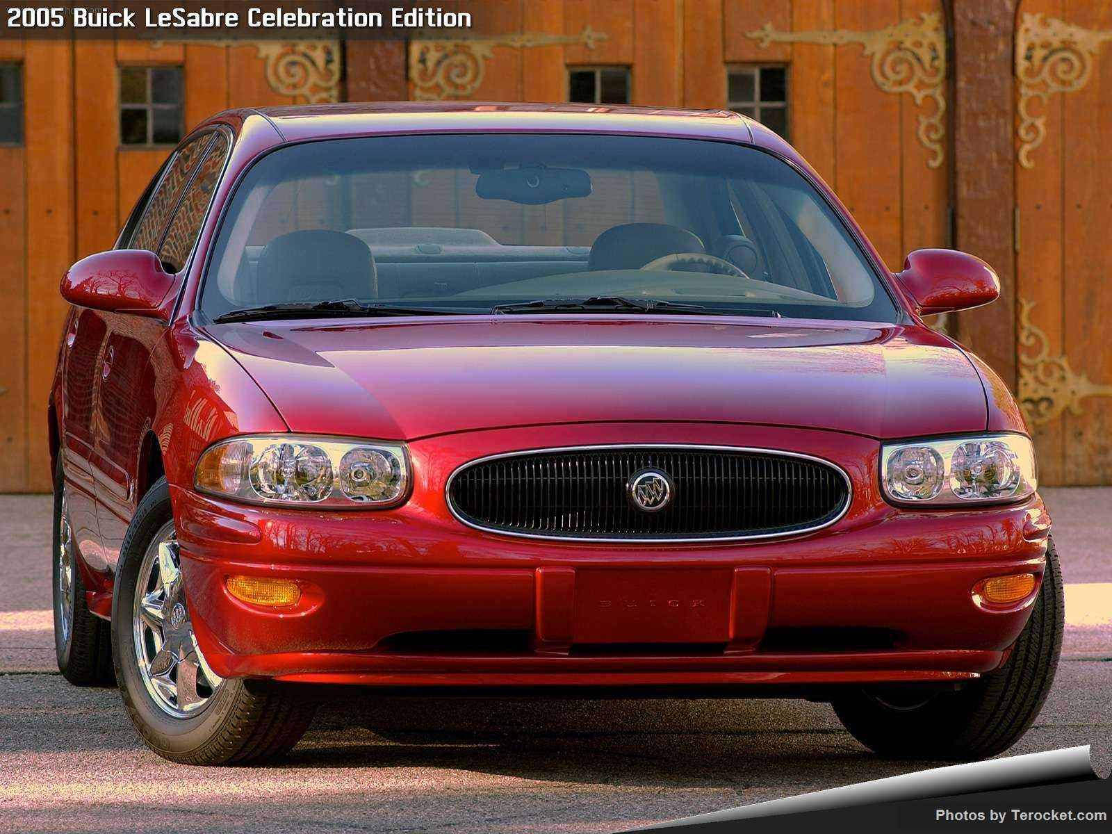Hình ảnh xe ô tô Buick LeSabre Celebration Edition 2005 & nội ngoại thất