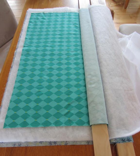Color Me Quilty: Board Basting? : basting a quilt - Adamdwight.com