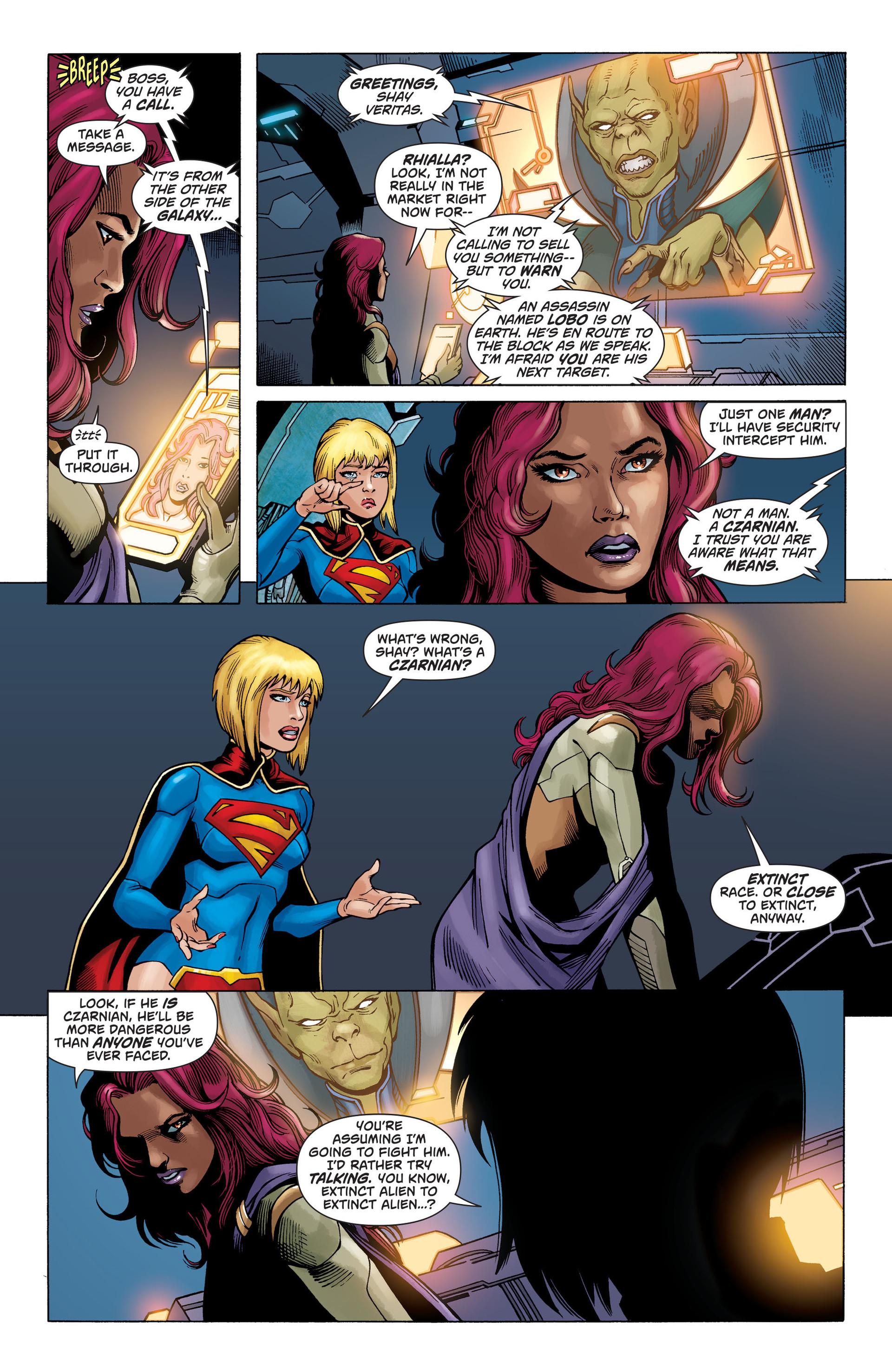 Supergirl (2011) Issue #26 #28 - English 14