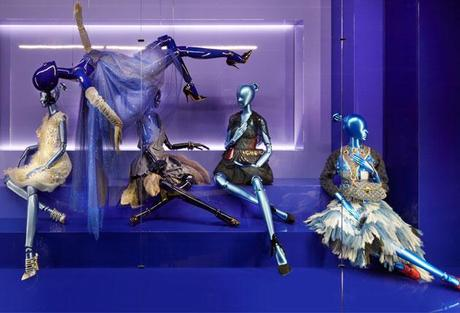 Louis Vuitton - Marc Jacobs exhibition in Paris 2012