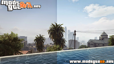 V - Project True Reality (Graficos Reais) para GTA V PC