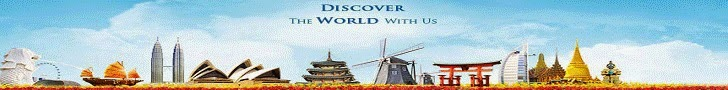 Discover the world with us