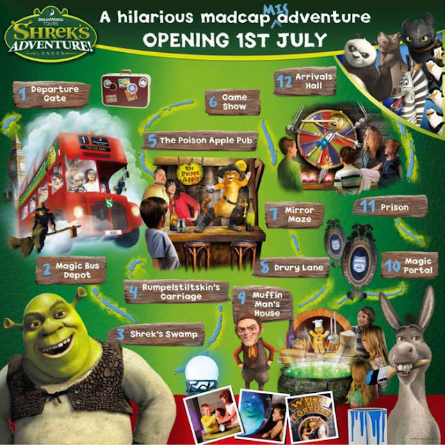 Shrek's Adventure! London | Official Tickets and Offers