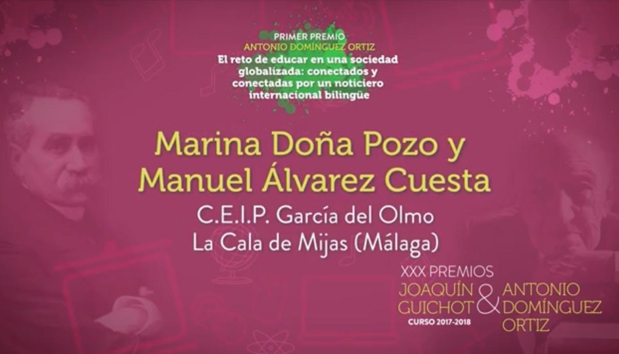 Primer Premio Antonio Domínguez Ortíz