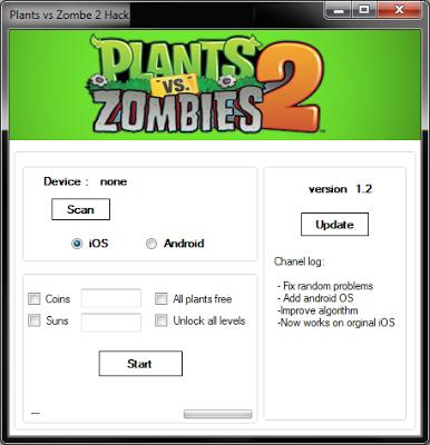 download plants vs zombies 1 hack pc