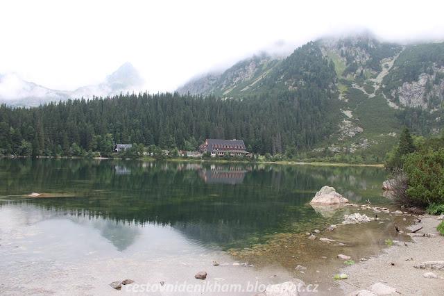 Popradské pleso // Poprad Lake