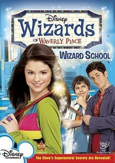 Os Feiticeiros de Waverly Place – Todas as Temporadas – Dublado / Legendado