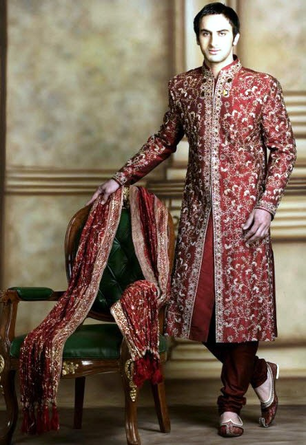 Asian Groom Dress
