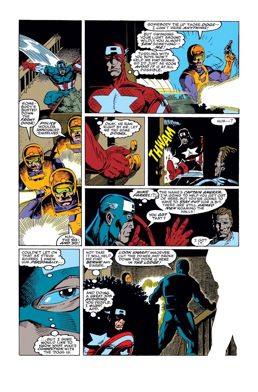 Captain America (1968) Issue #386 #319 - English 16