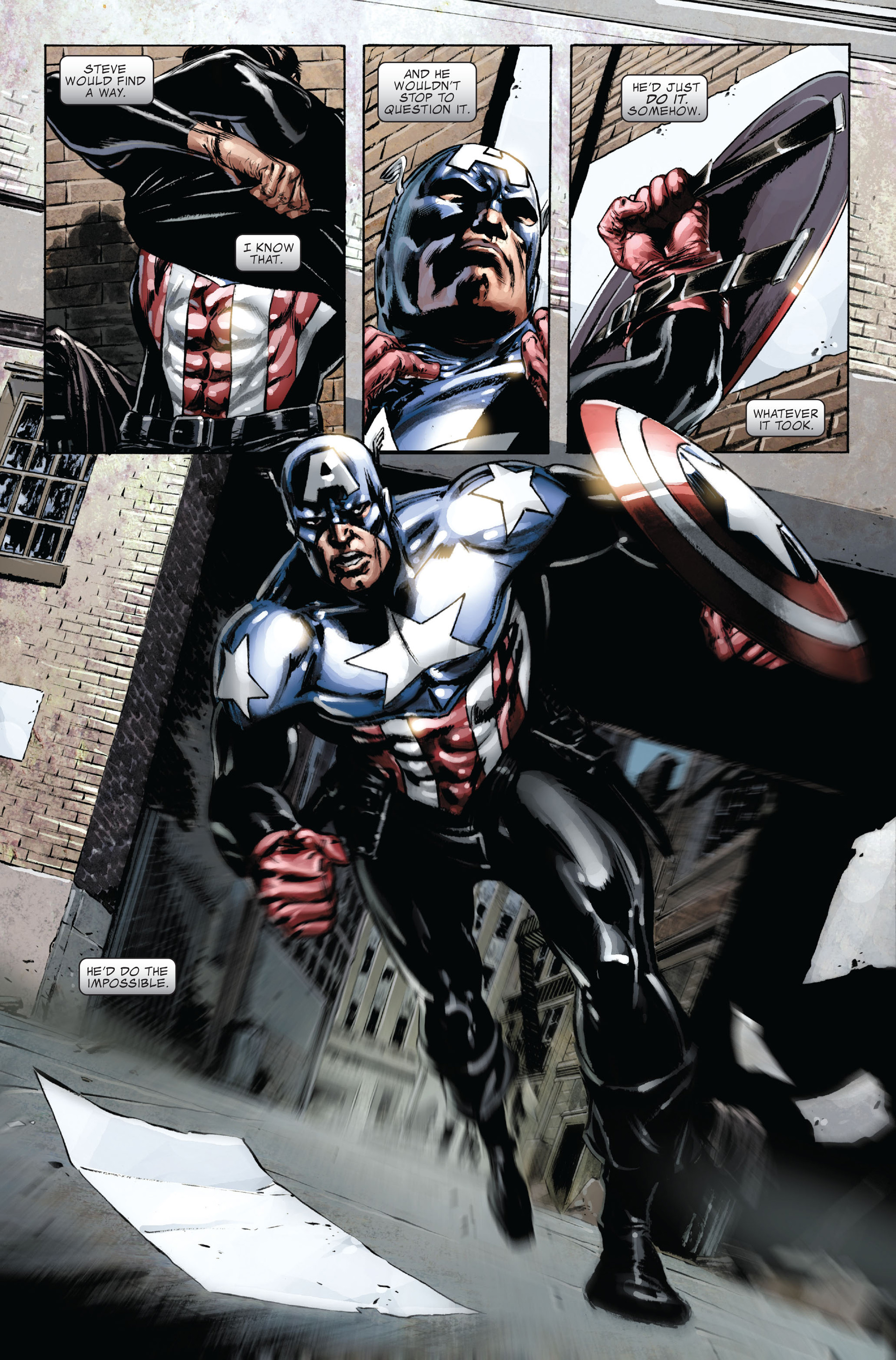Captain America (2005) Issue #35 #35 - English 14
