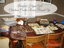 Barefoot Hippie Girl Christmas Cookie Recipe