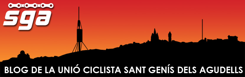 Unió Ciclista Sant Genís Dels Agudells (SGA)