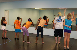 charlotte nc musical theater classes