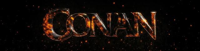 Conan - il logo