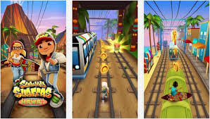 Subway Surfers Hawaii v1.35.0 APK MOD (Unlimited Coin) Android
