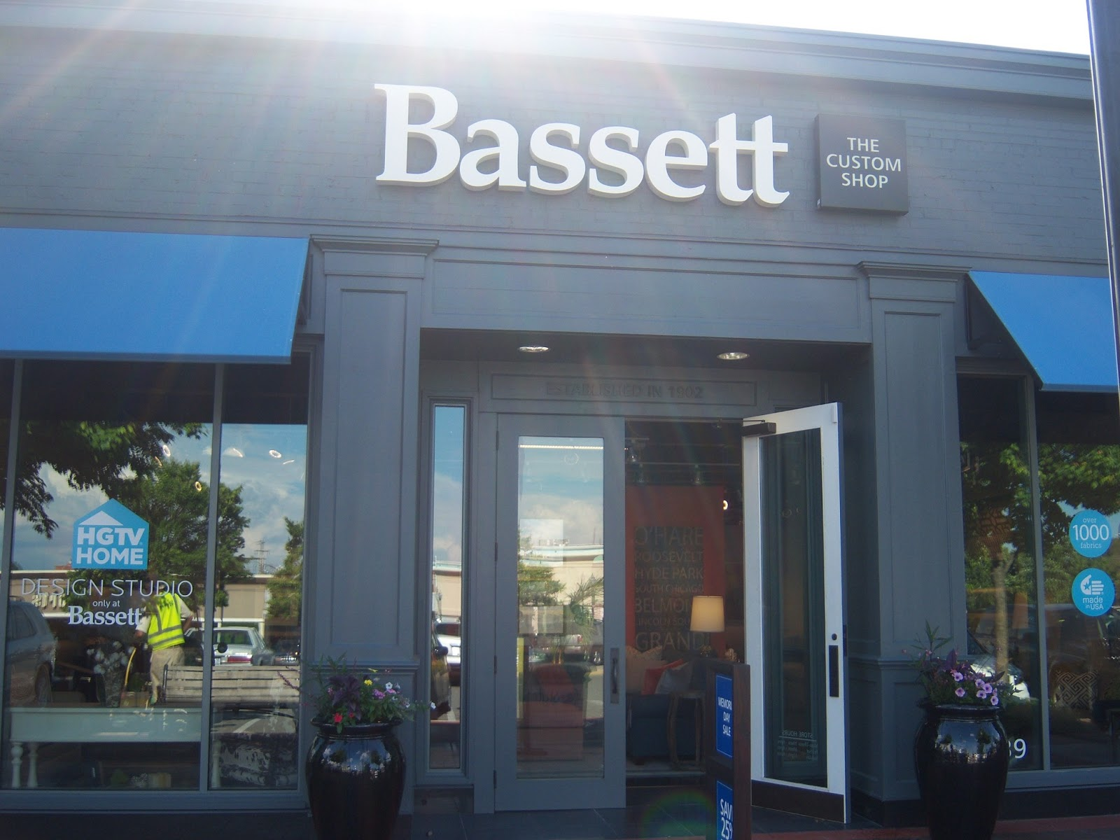My Trip to The Bassett Custom Shop (Raleigh, NC) : FabEllis