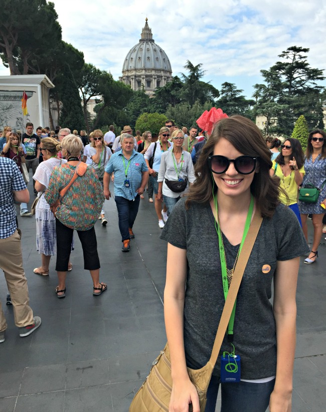 Rome Favourites - and of course, the Vatican is a must!