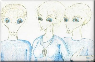 Alieni visti da Stan Romanek