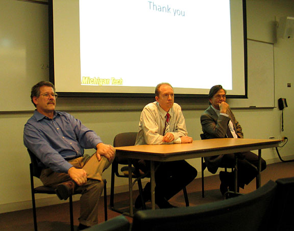 Keweenaw Now Updated Video Report Public Forum On
