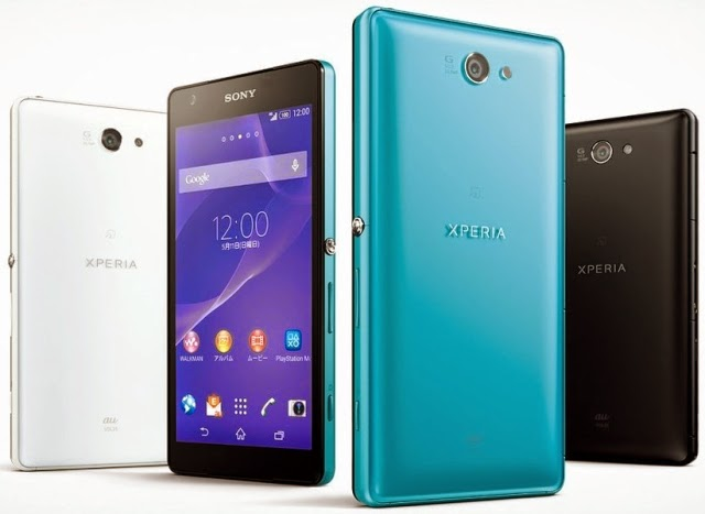 Sony Xperia Z2a User Manual Pdf