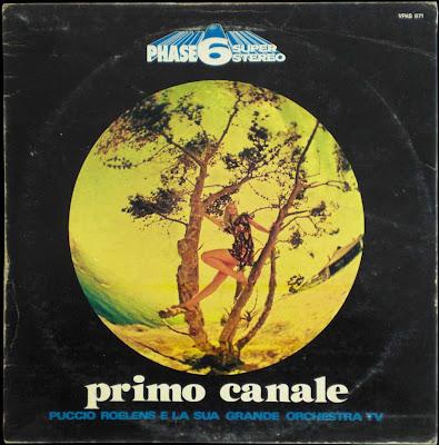 Puccio Roelens e La Sua Grande Orchestra TV - Primo Canale 1971 (Vedette)
