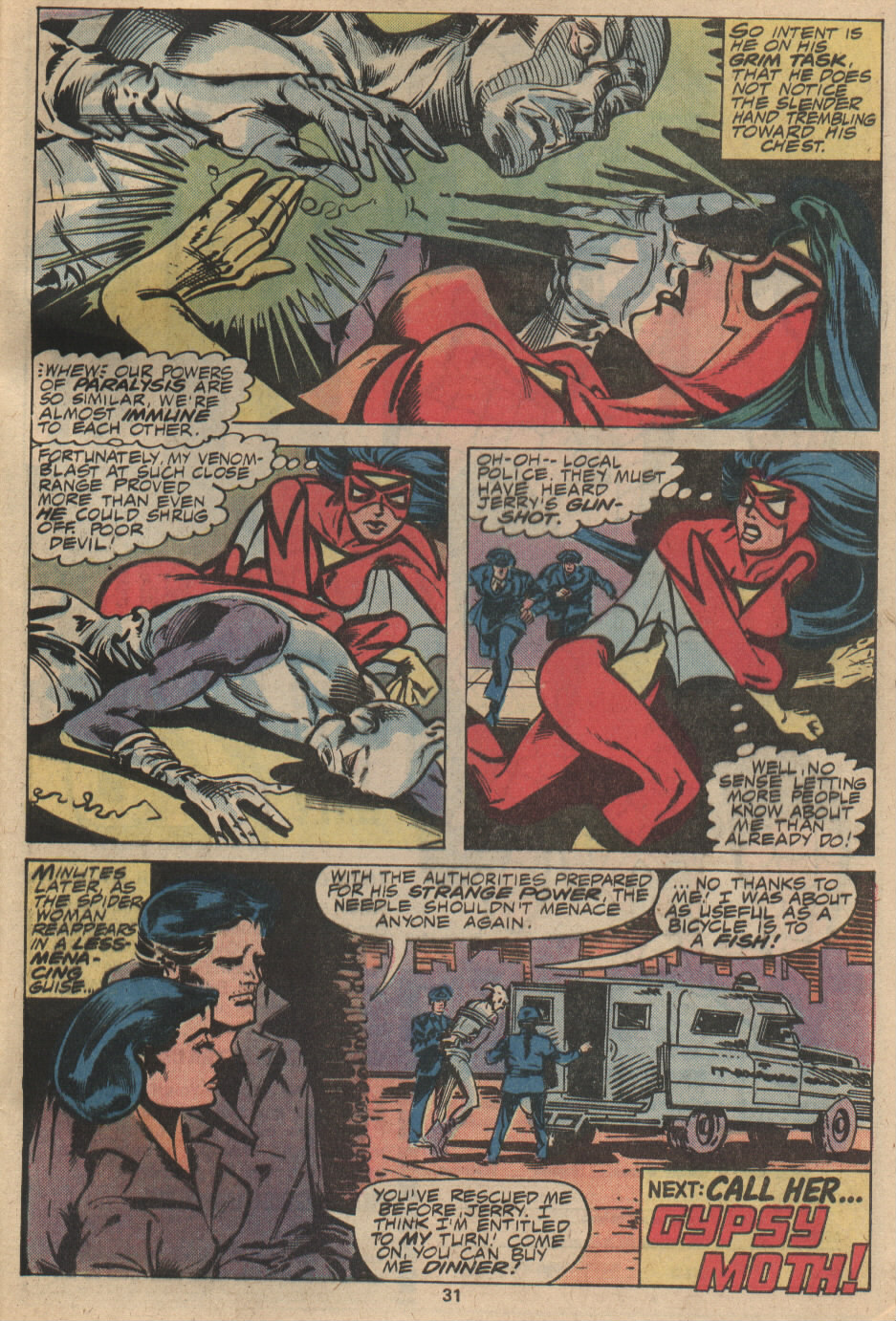 Spider-Woman (1978) Issue #9 #9 - English 19