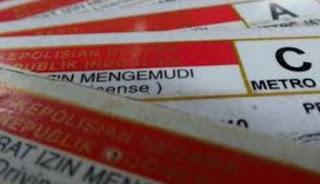 SIM online di Banyuwangi.