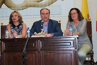 EL HOMENAJE EN la editorial COLEPARCEPARIA