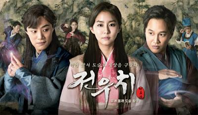 Anh hùng Jeon Woo Chi