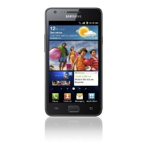 Samsung i9100 Galaxy S II Unlocked GSM Smartphone