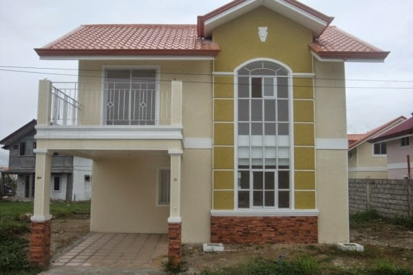 Beautiful And Simple 2 Storey on Simple House Design Plan Philippines