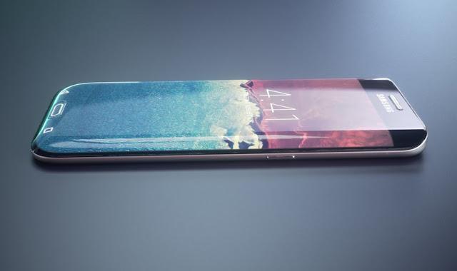 Samsung Galaxy S7 Edge Concept (2017)
