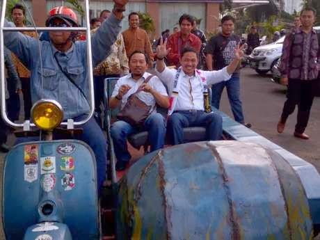 Caleg PKS Pukul Ustazah Di Jogja, Anis Matta Enggan Berkomentar