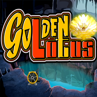 EnaGames Golden Lotus Escape Walkthrough