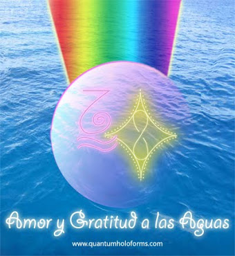 Amor y Gratitud a las Aguas