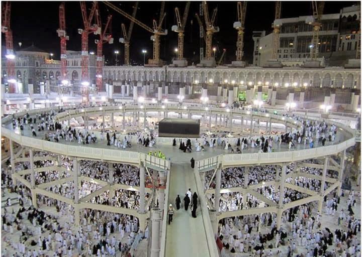 Foto Mekkah Terbaru Sekarang Gambar Arab Terkini