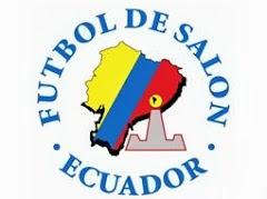 FUTBOL DE SALON DEL ECUADOR