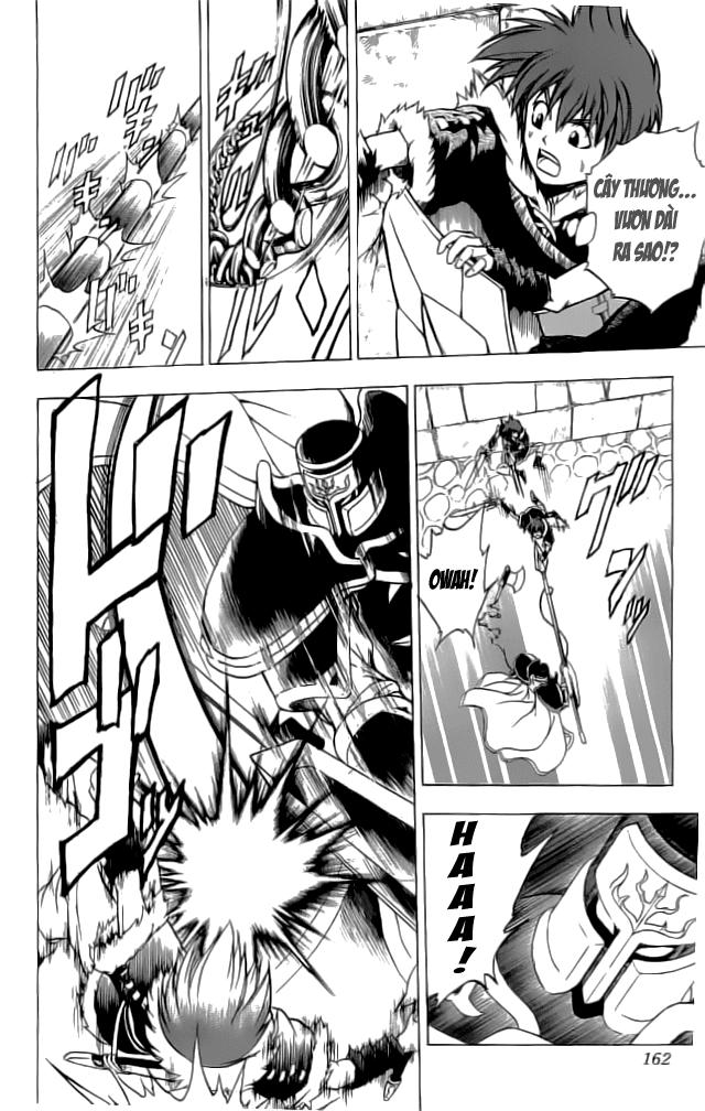 Fire Emblem-Hasha no Tsurugi chap 12 - Trang 24
