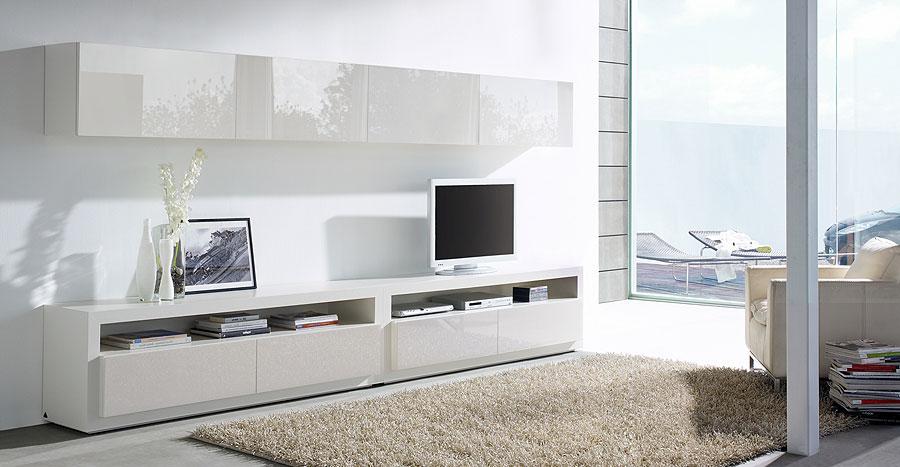 3 muebles de televisión de diseño