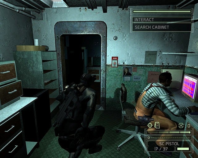 tom clancy splinter cell chaos theory
