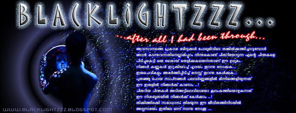 Blacklightzzz...