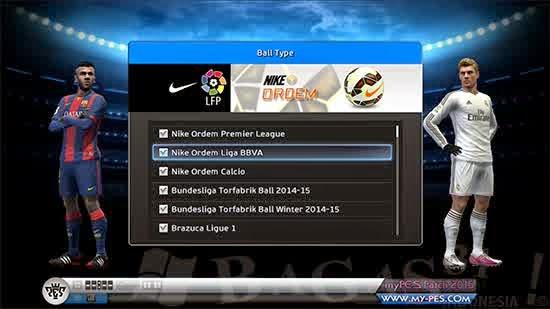 Download Patch Pes 2013 Terbaru Musim 2014-2015