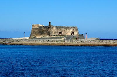 castillo san gabriel lanzarote