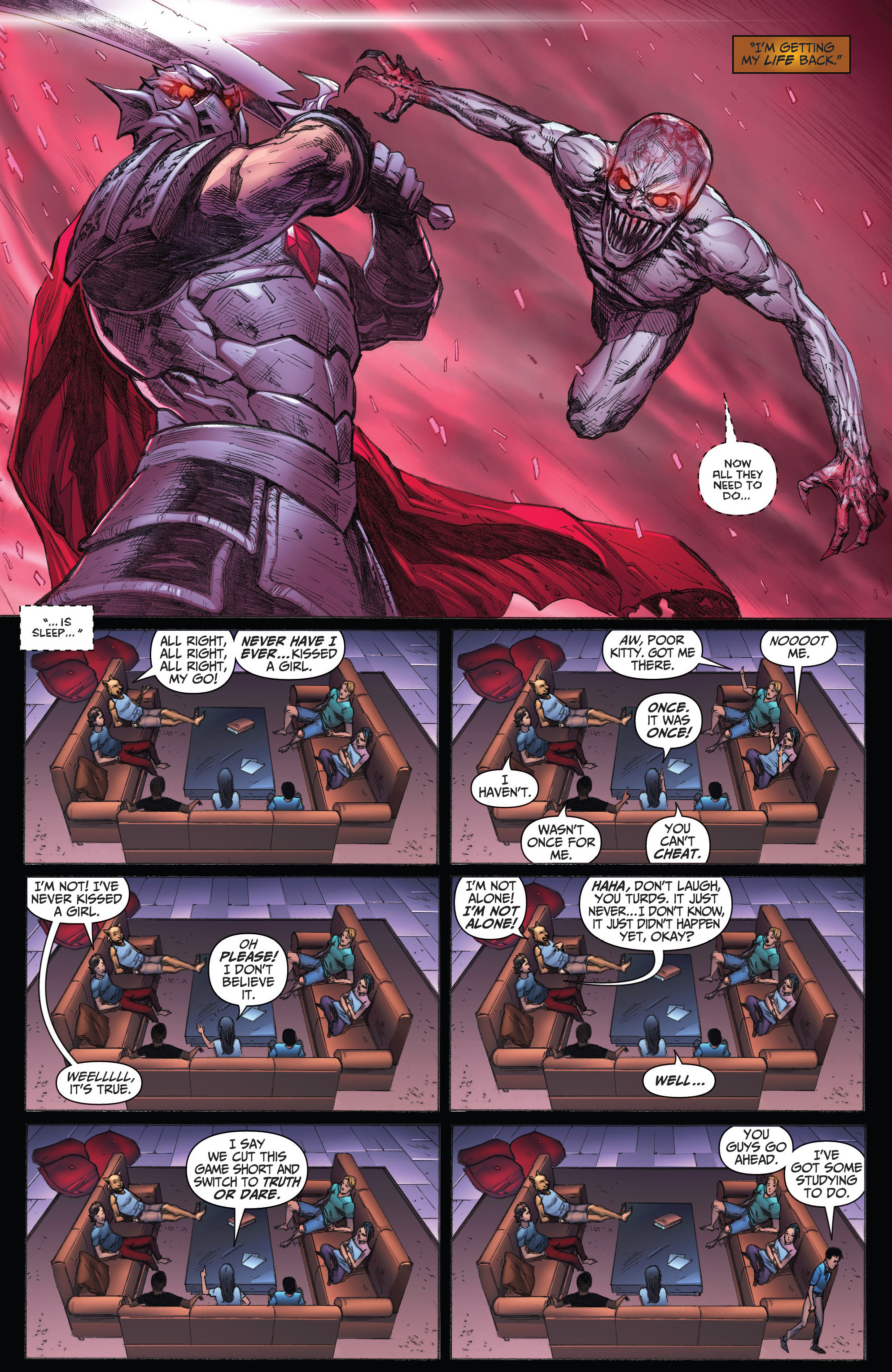 Grimm Fairy Tales (2005) Issue #116 #119 - English 10