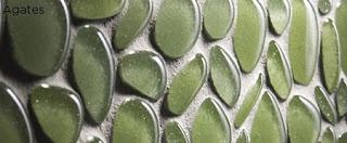 Azulejos de Vidrio Reciclado, Revestimiento Ecológico para Muros