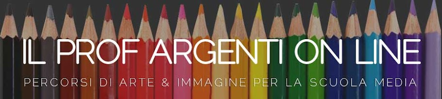 prof argenti on line