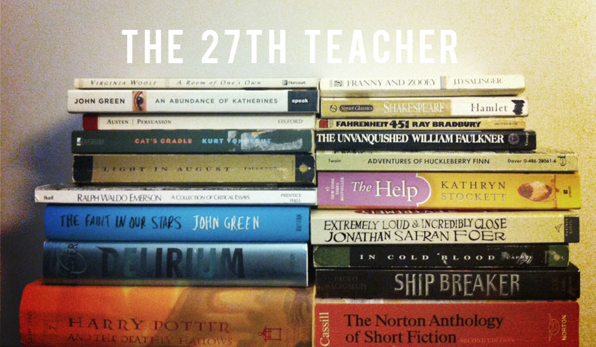 The 27th Teacher