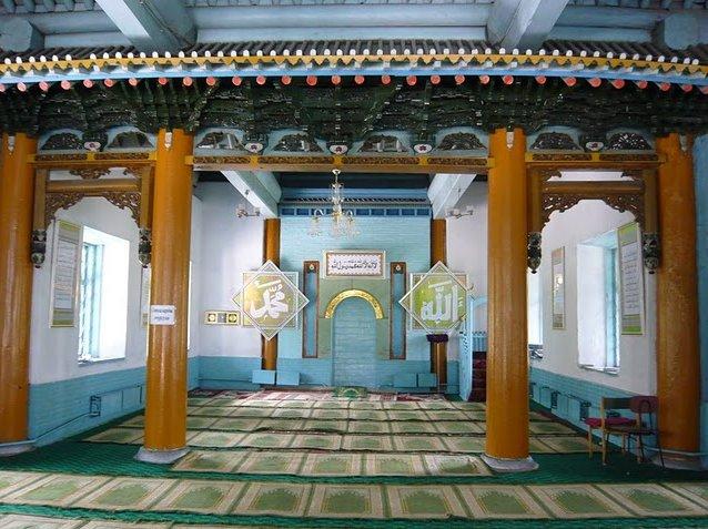 Ciri Khas Masjid Karakol